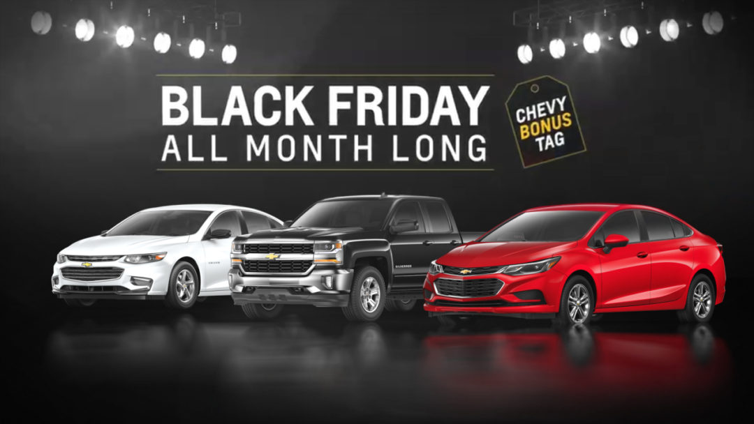 Black Friday Weekend / All-Month Sale