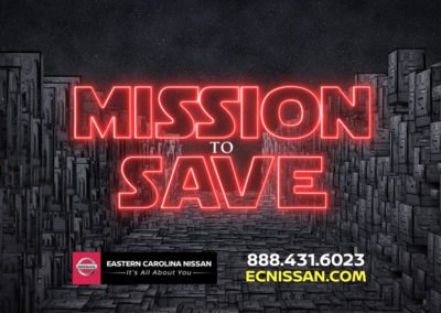 Mission to Save